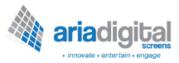 Aria Digital Screens