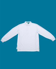 Embroidered Polos Perth - Long Sleeve Cool Cricket Polos - Sportswear