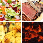 Delicious Roast Beef Rolls Catering & Buffet in Melbourne