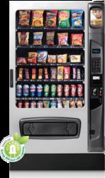 High-Performance Combination Vending Machine