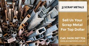 Get The Competitive Scrap Metal Prices in Melbourne