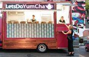 Complete food vans in Australia