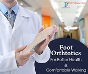 Stop Limping and Hobbling With Foot Orthotics