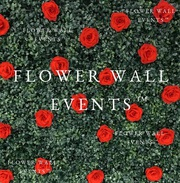 Flower Wall for Hire & Rentals in Melbourne