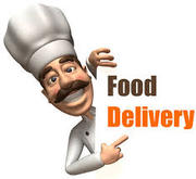 Fast Food Delivery Service   - Eat In Tonight