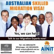 GET SKILLED MIGRATION VISA IN AUSTRALIA NOW!