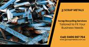 We Offer Competitive Scrap Metal Prices