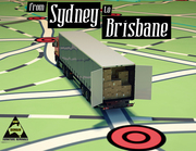 Move from Sydney to Brisbane with Sydney Domain Furniture Removals