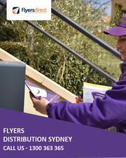 Get Well Planned GPS Tracked Flyer Distribution in Sydney