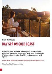 Gold Coast Day Spa - Soakbathhouse
