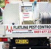 Flatlinepest Control - End of Lease Pest Control Central Coast