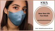 Wear Best Silk Face Mask - www.silkmasksaustralia.com