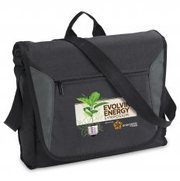 Shop Platform Flap Promotional Satchel Bag From Vivid Promotions